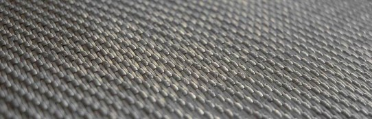 Rayon based carbon fiber fabric